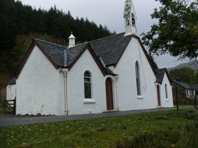 Kingairloch Church